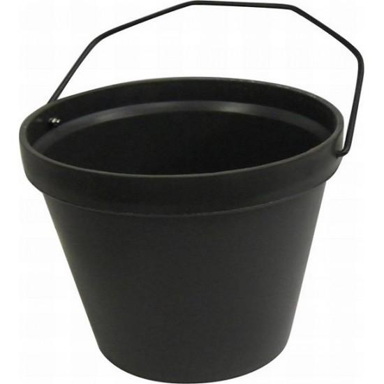 BUCKET BLACK INDUSTRIAL 20LT