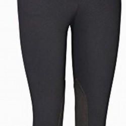 CAVALIER WITH CLARINO BLACK BREECHES COTTON KNITED LADIES