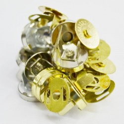 MAGNETIC BUTTON 20MM / MAGNETIC PRESS STUD