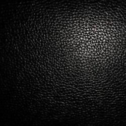 LEATHER UPHOLSTERY BLACK SHEET