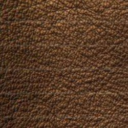 LEATHER BROWN SMALL SHEET ROUGH