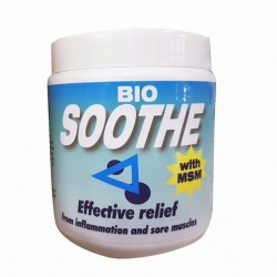 BIO SOOTHE WITH MSM