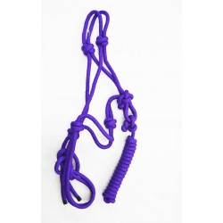 ROPE HALTER WITHOUT LEAD