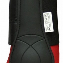 EQUIGUARD BRUSHING BOOT FRONT
