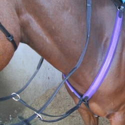BREASTPLATE MK1 Y TYPE WITH MARTINGALE ATTACHMENT