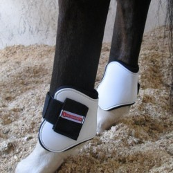 BRUSHING BOOT SOLO GEL HIND WHITE