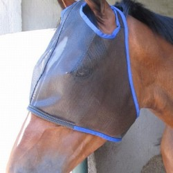 FLY MASK COMFORT WITH EAR HOLES