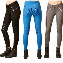 EQUILEISURE JODS WITH SILICONE STRIPES