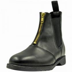 EQUISPORT YOUTH Zip Jodhpur Boots Sizes 2 TO 5