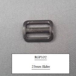 SLIDER PLASTIC 25MM