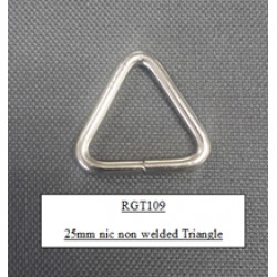 TRIANGLE 25MM NIC NON WELDED