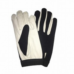 GLOVES COW HIDE LEATHER PALM