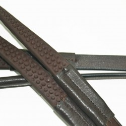 REINS COMFORT SOFT WITH PIMPLE GRIP