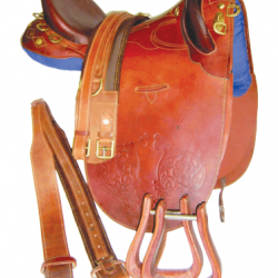 SADDLE AUSTRALIAN STOCKMAN OUTRIDER - FULLY FITTED