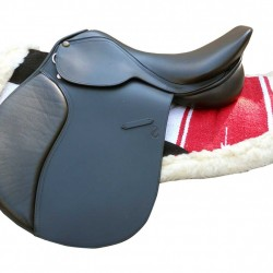 SADDLE KINGSTON CLOSE CONTACT JUMPING