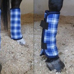 TRAVELLING BOOTS SHORT SET OF 4